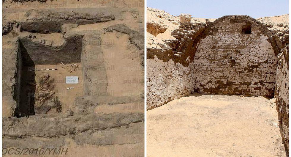 Egipto: Hallan ciudad y cementerio con más de 5.000 años de antigüedad