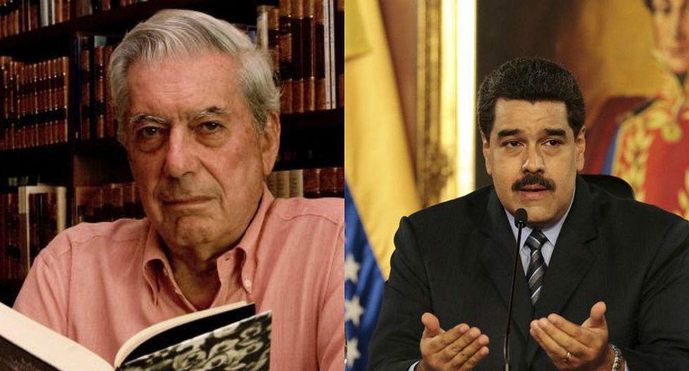 Vargas Llosa asegura que es casi imposible que Venezuela recupere la democracia