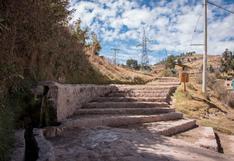Cusco: restauran tramo de Camino Inca que llega hasta Ecuador y Colombia (FOTOS)