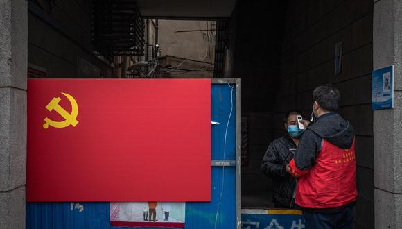 Misión de la OMS llegó a China para investigar los orígenes de la pandemia. (Foto referencial: EFE)