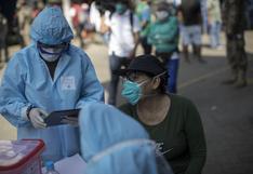 Más de tres millones 814 mil peruanos fueron inmunizados contra el coronavirus