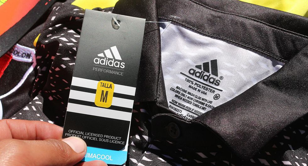 Puno: incautan falsificaciones de conocidas marcas de ropa