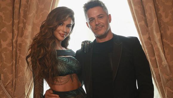 """Greeicy se une a Alejandro Sanz para el estreno de """"Lejos conmigo"""". (Foto: Universal)"""