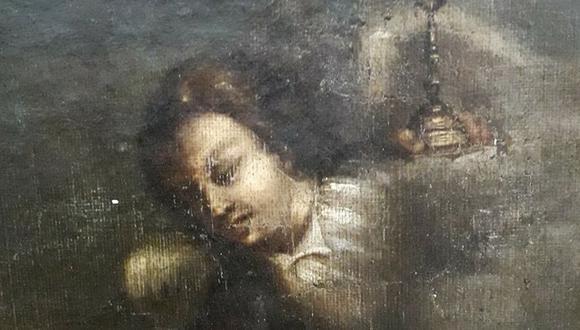 Su importancia histórica radica en su condición de testimonio del arte pictórico de temática religiosa, desarrollado en el siglo XIX. (Foto: Ministerio de Cultura)