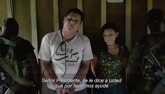 Ecuador: Nuevo secuestro por parte de alias 'Guacho' en frontera con Colombia (VIDEO)