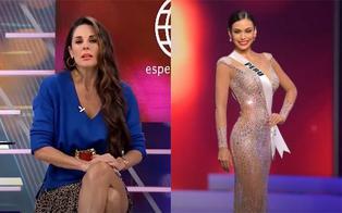 """Rebeca Escribens sobre el Miss Universo: """"La final debió ser entre Perú y Brasil"""" (VIDEO)"""
