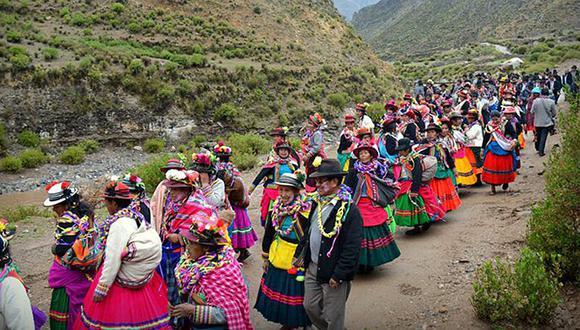 El Carnaval de Ichuña pronto sería declarado patrimonio cultural