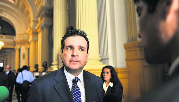 MP investigaría a Chehade otra vez