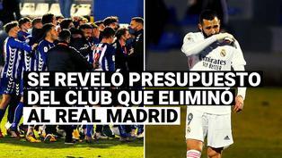 Presidente del Alcoyano reveló el presupuesto del modesto verdugo de Real Madrid en la Copa del Rey