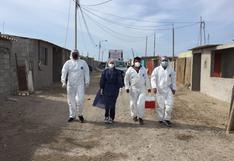 Shougang Hierro Perú realiza cruzadas de salud en AA.HH. y pueblos jóvenes de Marcona en pandemia