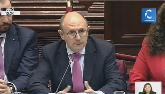 Miembro de Comisión de Venecia al Congreso: Nuestra misión es escuchar sus opiniones