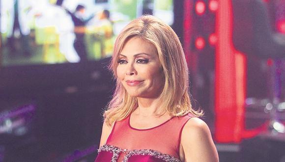 Gisela Valcárcel insinúa que Magaly lucra con Angie Arizaga