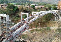 Reinician construcción de puente que unirá Cusco con Ayacucho