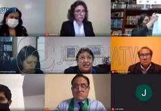 Caso 'Richard Swing': Rechazan pedido de prisión preventiva contra Mirian Morales y otros