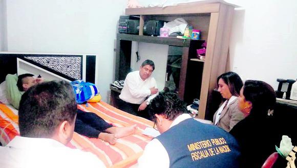 Sentencian a acusado de tráfico ilícito de drogas en su propia vivienda