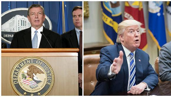 Trump designará a Christopher Wray como nuevo director del FBI