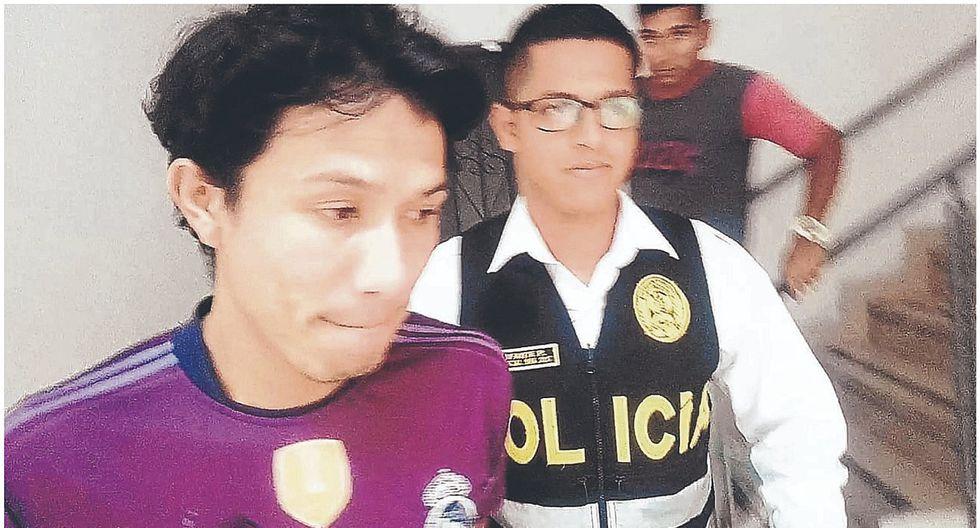 Juzgado dicta 9 meses de prisión preventiva para autor de agresión a su conviviente