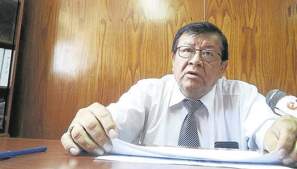 Grupo recaba información respecto a las vacaciones del gobernador Fernando Cillóniz
