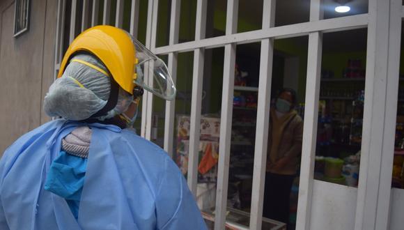 Huancavelica: detectan 44 casos positivos de COVID-19 en distrito de Ascensión durante la última semana de marzo (Foto: Diresa Huancavelica)