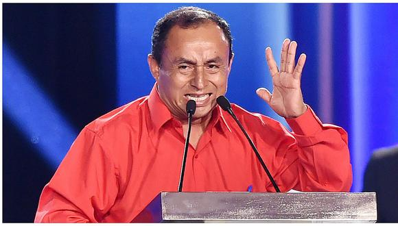 Gregorio Santos saldrá en libertad este miércoles según el INPE