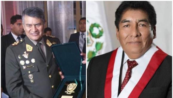 Leonel Cabrera reemplazará a Hipólito Chaiña en el Congreso