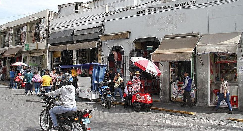 Municipio busca formalizar a ambulantes
