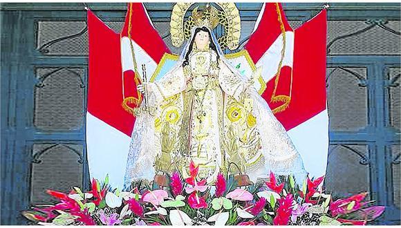 Roban S/ 272,206 en joyas de oro de la Virgen de Las Mercedes