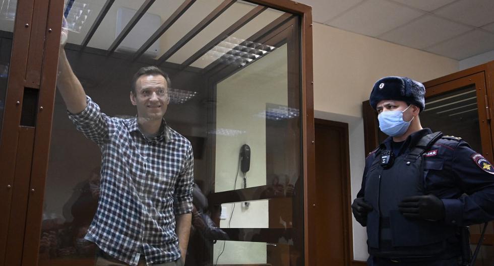 Opositor a Vladimir Putin, Alexéi Navalni, será recluido en una prisión a 200 km de Moscú