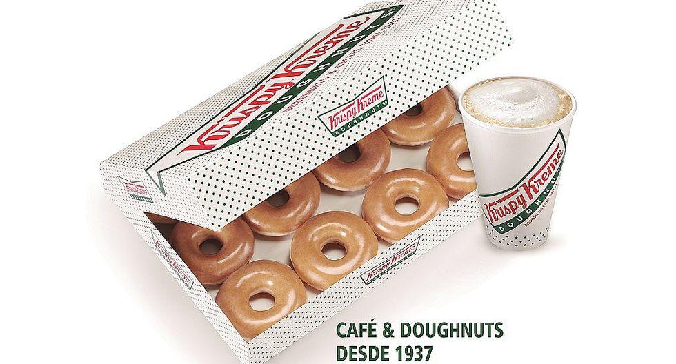Krispy Kreme Perú abre sus puertas en marzo