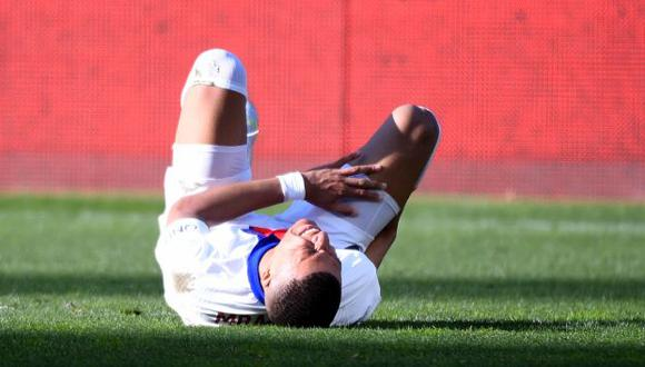 Kylian Mbappé tiene contrato con PSG hasta mediados del 2022. (Foto: AFP)