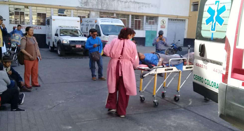 Deudos de mujer quemada piden justicia en Arequipa