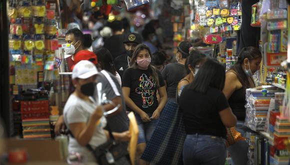 El alza de precios en Lima Metropolitana fue influenciado por el aumento de precios en los servicios de enseñanza por inicio del año escolar y estudios superiores. (Foto: Joel Alonzo / GEC)