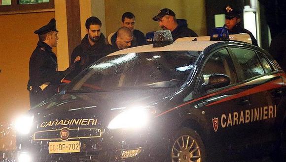 Italia: capturan a capos de la mafia en megaoperativo policial