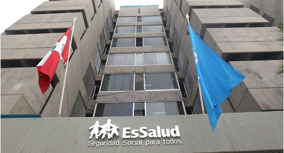 EsSalud se pronunció sobre Decreto de Urgencia que causaría descuentos en las gratificaciones