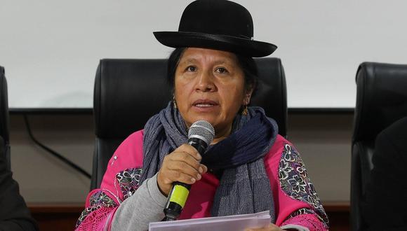 Presidenta del Tribunal Supremo Electoral de Bolivia es detenida