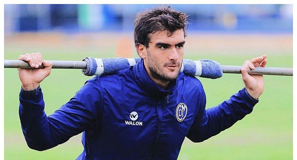 Álvaro Ampuero dejó Deportivo Municipal para jugar en Azerbaiyán