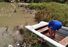 Huancavelica: Macabro hallazgo a orillas del río Uchumarca