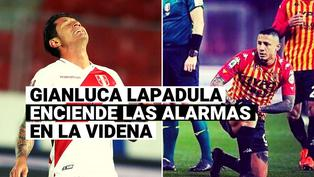 Gianluca Lapadula y la lesión que lo alejaría de las canchas a un mes de las Eliminatorias