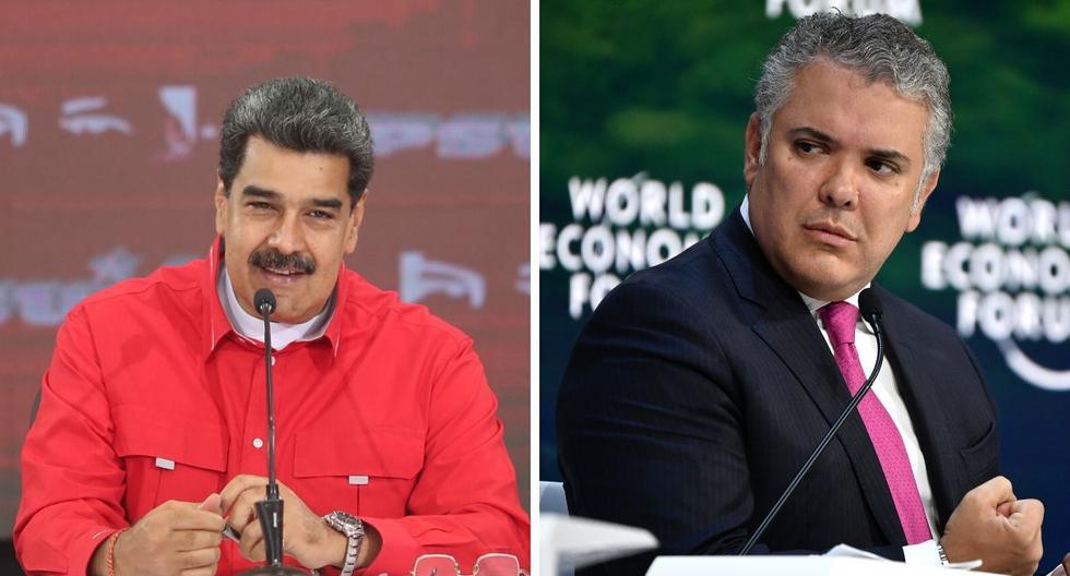 Maduro señaló que su situación con Colombia se arreglaría si no hubiera tanto extremismo ideológico. (Foto: AFP)