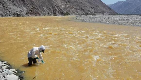 Equipo donado permitirá detectar 16 metales pesados en ríos