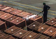 SNMPE: Precio promedio del cobre creció 94% en mayo de este año