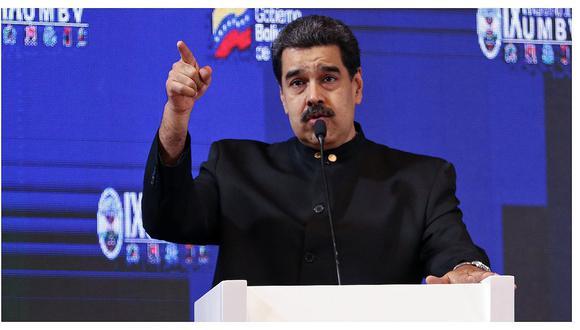 Nicolás Maduro dice que le provoca llorar cuando ve la destrucción del Amazonas