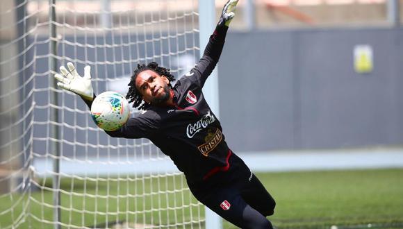Pedro Gallese analizó la derrota en el Perú vs. Bolivia de las Eliminatorias. (Foto: FPF)