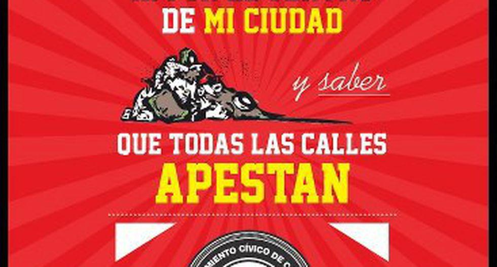 Con memes difunden y convocan al paro cívico de este 1 de marzo en Chiclayo