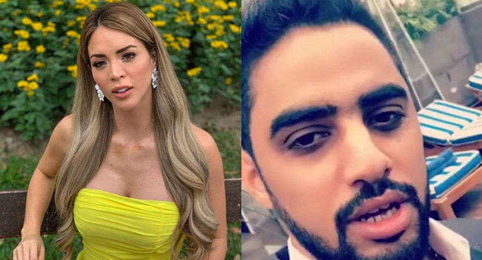 "Empresario árabe a Sheyla Rojas:""Tiene rasgos árabes"""