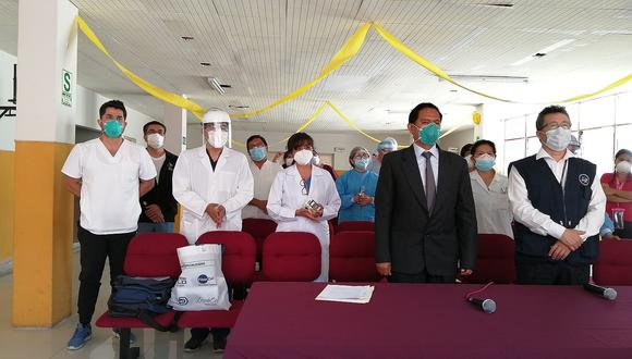 Médicos del hospital Honorio Delgado piden cuarentena focalizada