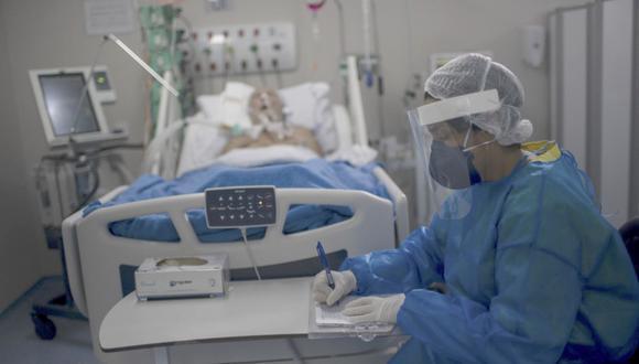 """Sociedad Peruana de la Medicina Intensiva (Sopemi), consideró que Lima Metropolitana debió ser calificada por el Gobierno como una región con un nivel de riesgo """"muy alto"""". (Foto: Andina)"""