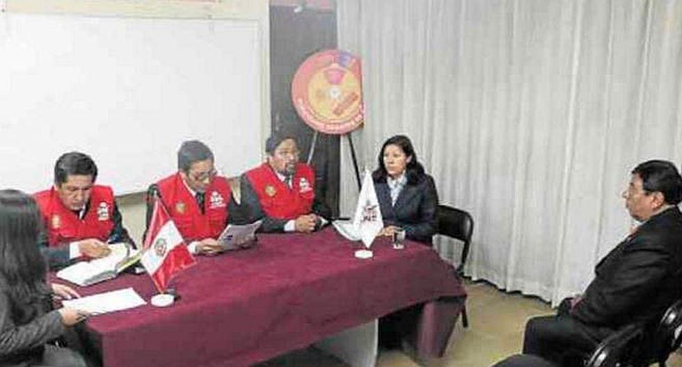 Jurado Electoral Especial: Se realizó proclamación oficial de resultados congresales
