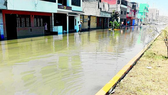 Sedachimbote deberá resarcir económicamente a familias afectadas por colapso de red de alcantarillado
