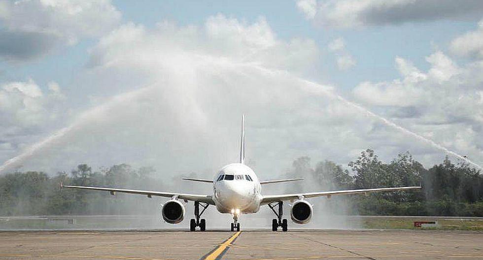 Vuelo directo de Cusco a Iquitos transportará 7,630 pasajeros hasta fin de año